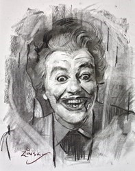 Joker (TV Series) by Zinsky -  sized 12x15 inches. Available from Whitewall Galleries